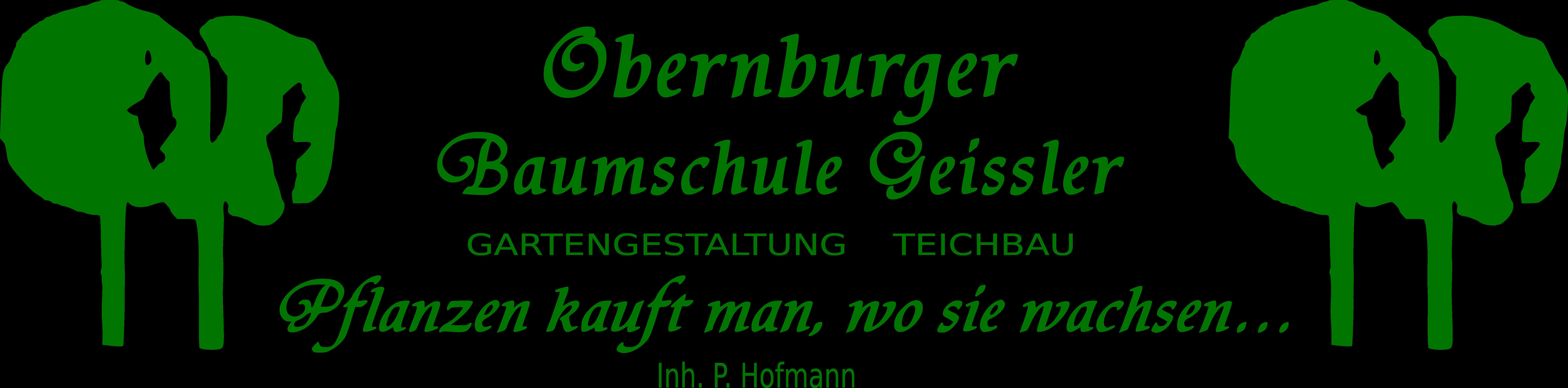 Baumschule Geissler